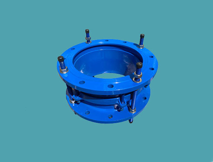 Dismantling Joint with Flange Adaptor Type