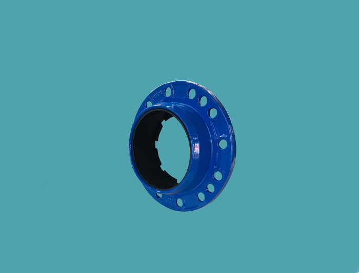 Quick Flange Adaptor for PVC Pipe