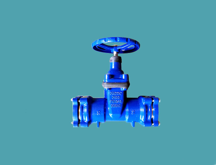 Restrained Gate Valve for PE Pipe