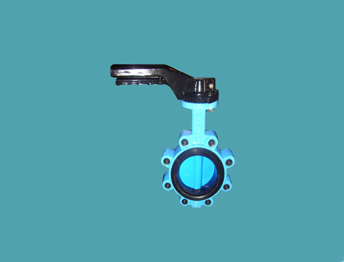 No Backed Deat Lug Type Butterfly Valve