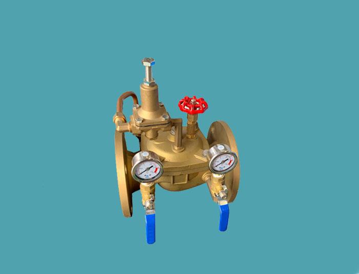 Brass Material Pressure Reducing Valve