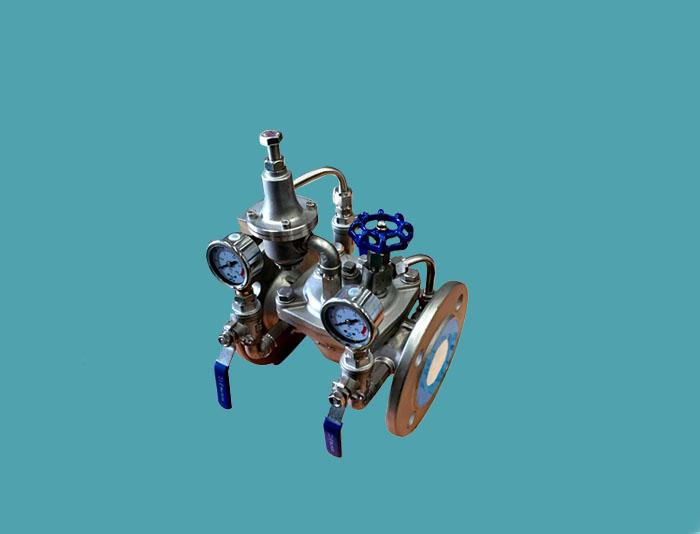 Stainless Steel Pressure Reducing Valve